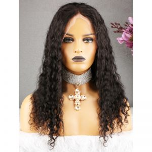 360 Lace Wig Natural wave