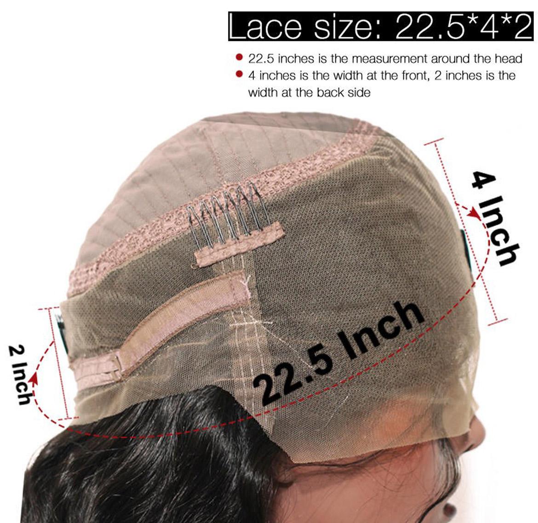 360 wig details