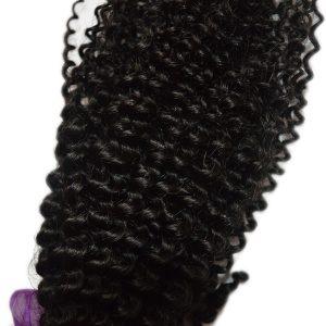 Cambodian Curly human hair Natural Color bundle deals