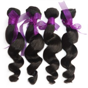 Cambodian Loose wave human virgin hair bundle deals