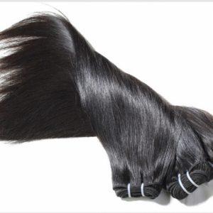 Burmese Straight Human Raw Hair Bundles 1-2pcs