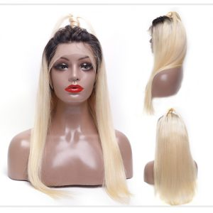 dark root 613 full lace wig