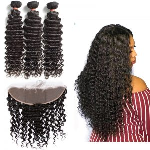 brazilian deep wave with frontal