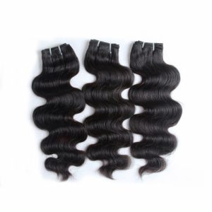 Burmese Body Wave Human Raw Hair Bundles 1-2pcs