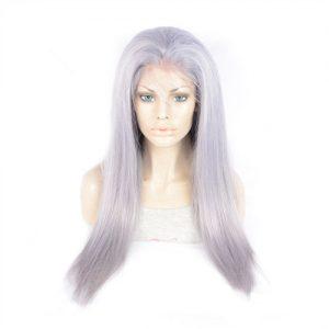 grey lace wigs