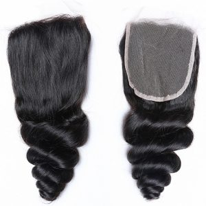 Beautyforever 4x4 Lace closure Loose Wave Free Part