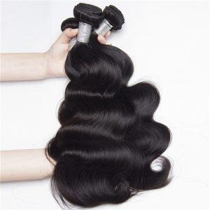 Top quality Mink Body Wave Hair Bundles 1-2pcs