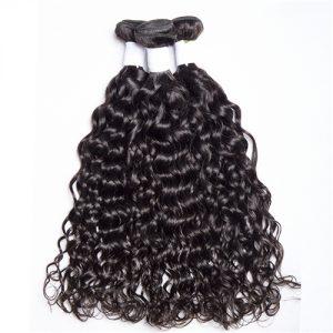 Mink Natural Water Wave Hair Bundles 1-2pcs