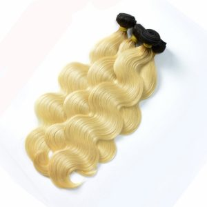1B Root 613 Hair Boby Wave