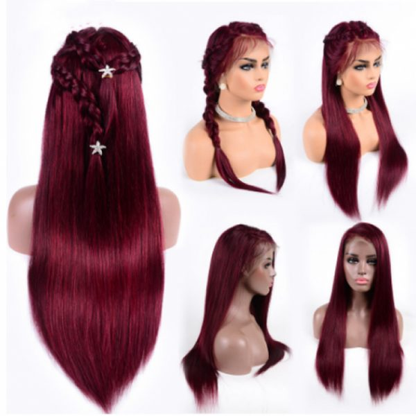 99 j full lace wig