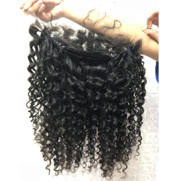 HD frontal wigs