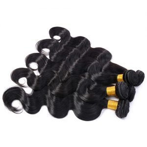 Bundle Deals 3-4 Pcs Body Wave Virgin Hair Natural Color Standard Grade
