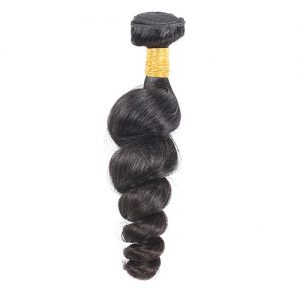 Bundle Deals 3-4 Pcs Loose Wave 100% Virgin Hair Full Head Standard Grade