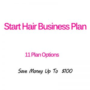 start hair business