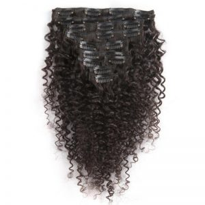 Curly Clip In Extensions