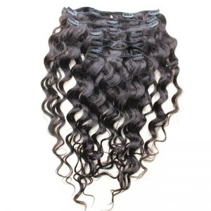 Loose Wave Clip Ins Hair Extensions