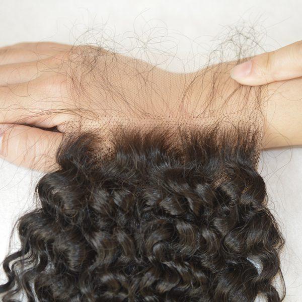 HD Curly Lace Closure