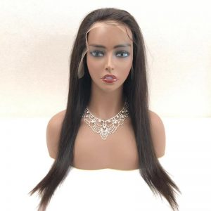 Straight HD Lace Frontal Wig